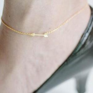 arrow anklets, anklets for ..