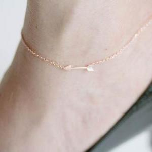 arrow anklets, anklets for women,an..