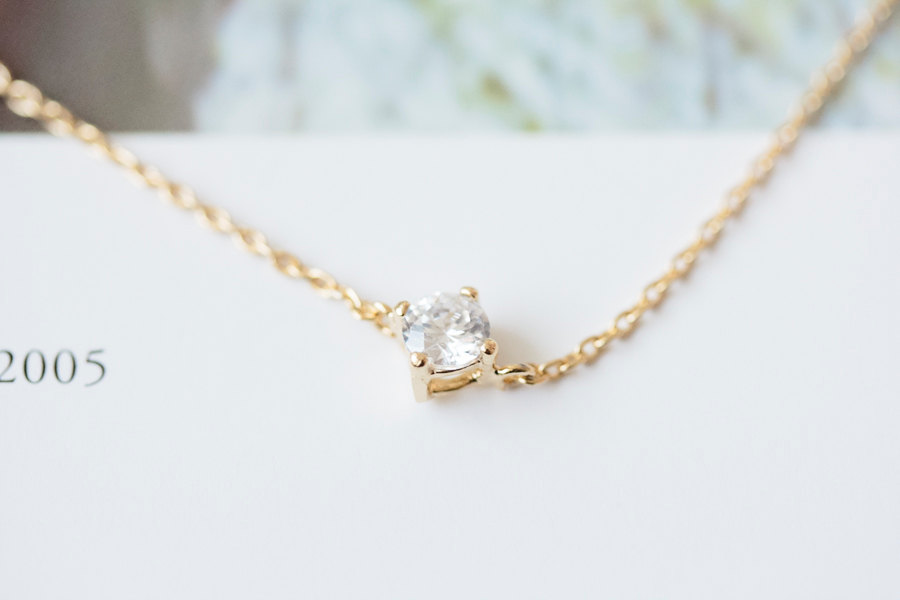 Crystal Solitaire Necklace,beautiful Necklaces,jewelry ...